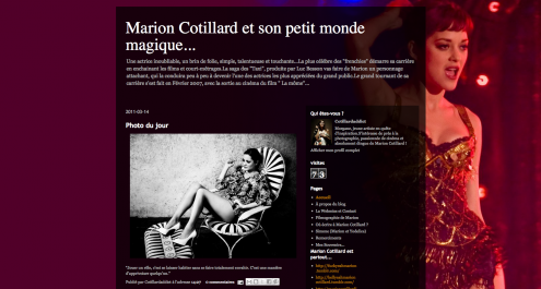 ! FERMETURE OFFICIEL DU BLOG !