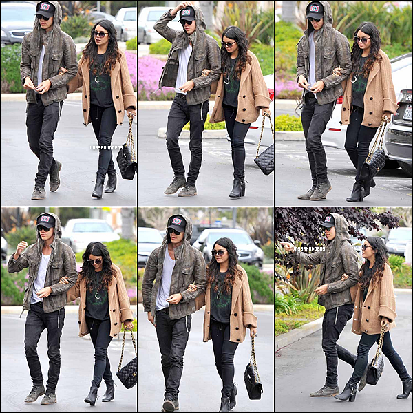 01 05 2012 vanessa hudgens et son copain austin butler ont t rep r s santa monica en. Black Bedroom Furniture Sets. Home Design Ideas